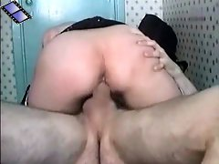 4 movies - Big tits babe in homemade hardcore movie
