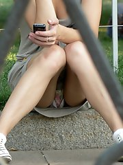 8 pictures - real upskirt oops panty picture gallery